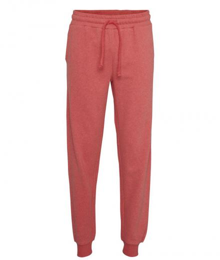 Knowledge Cotton Apparel Teak Jog Pant coral melange | L