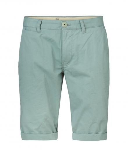 Knowledge Cotton Apparel Twisted Twill Shorts Green Milieu | 32
