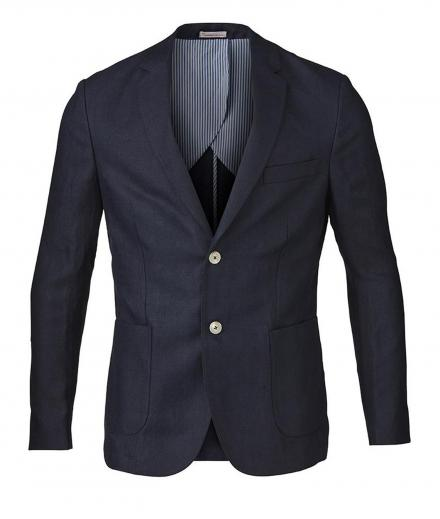 Knowledge Cotton Apparel Woven Blazer
