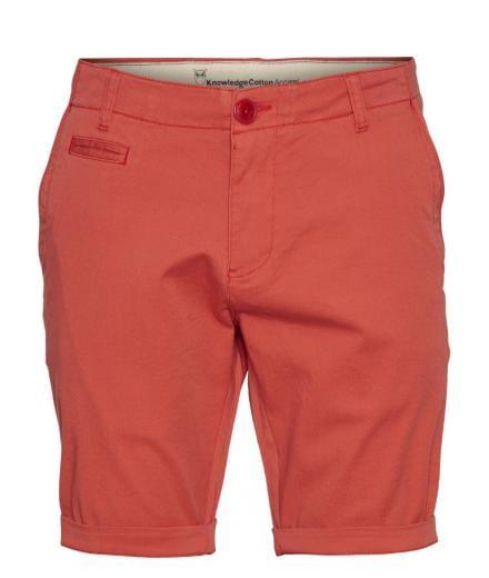Knowledge Cotton Apparel Chuck Chino Regular Shorts