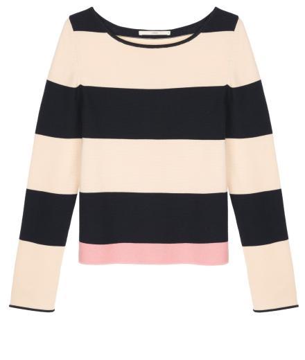 LANIUS Streifen-Pullover