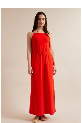LANIUS Maxikleid melon