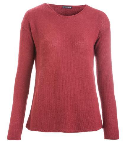 Les Racines Du Ciel Round Neck Sweater