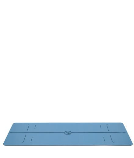 Liforme Yoga Mat Evolve blau