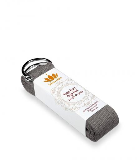 Lotuscrafts Yogagurt grey