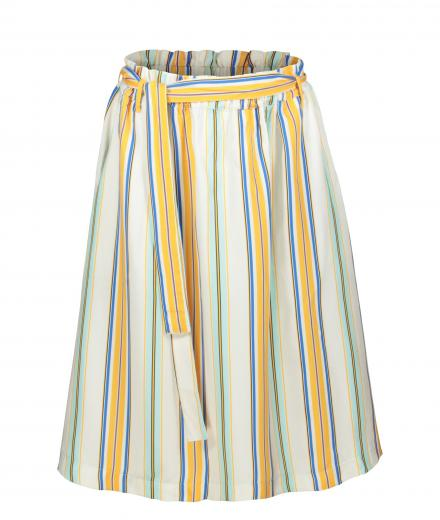 LOVJOI Skirt Trafaria Summer Stripe