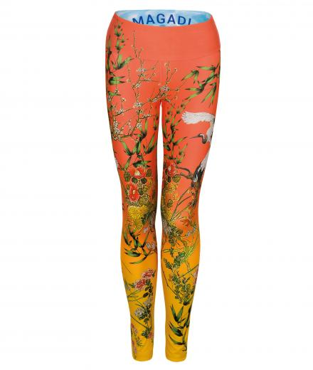 MAGADI Japanese Garden Leggings