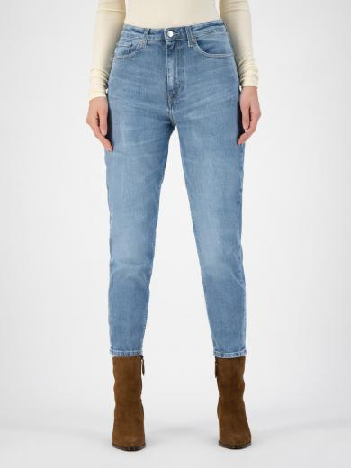 MUD JEANS Mams Stretch Tapered Old Stone