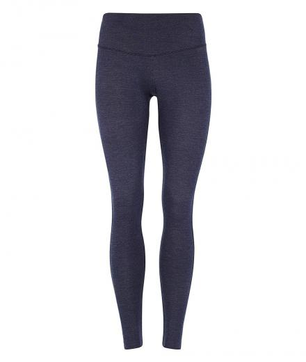 MANDALA Jeans Tights denim blue L
