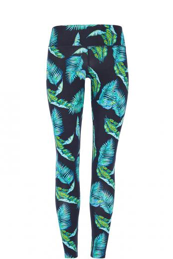 MANDALA Fancy Legging jungle leaf print