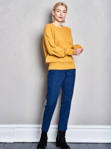 Maska Cici Sweater saffron   XS