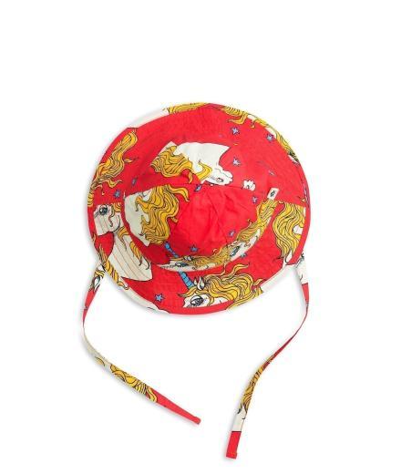 Mini Rodini Unicorn Star Sun Hat 48/50