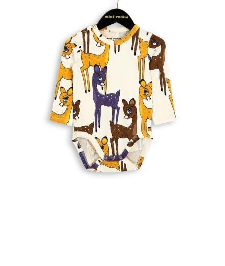 Mini Rodini Roe Deer LS Body