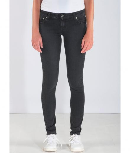 MUD JEANS Skinny Lilly Stone Black 31/32