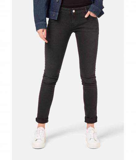 MUD JEANS Skinny Lilly stone black