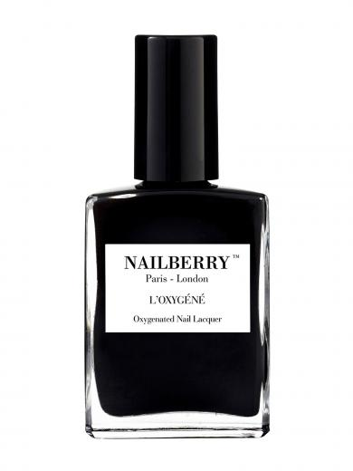 NAILBERRY Nagellack Black Berry
