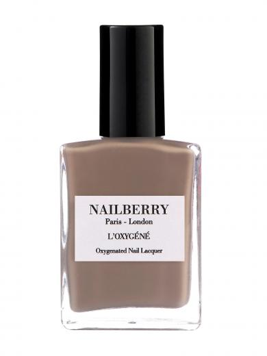 NAILBERRY Nagellack Mindful Grey