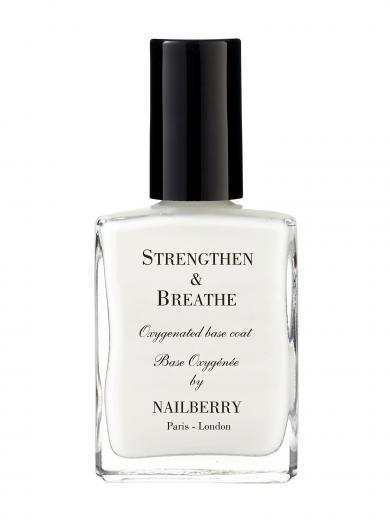 Nailberry Strengthen and Breathe Nagellack