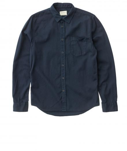 Nudie Jeans Henry Pigment Dyed Navy