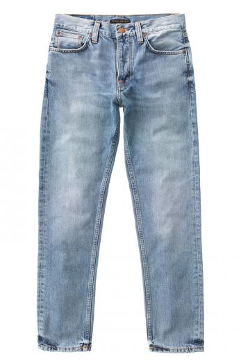 Nudie Jeans Steady Eddie II sunday blues  | 33/34
