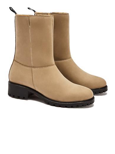 NINE TO FIVE Snow Boot #mala - vegan