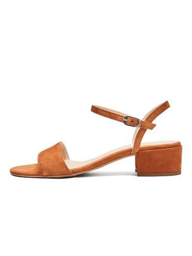 NINE TO FIVE Strappy Sandal #sul