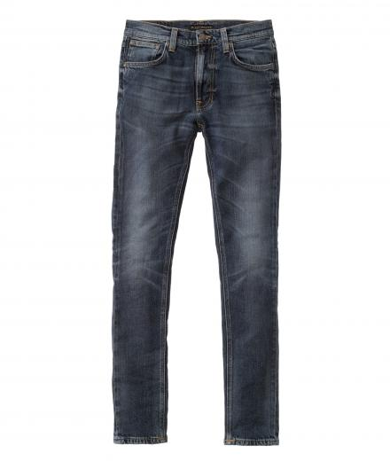 Nudie Jeans Lean Dean Deep Dark Indigo