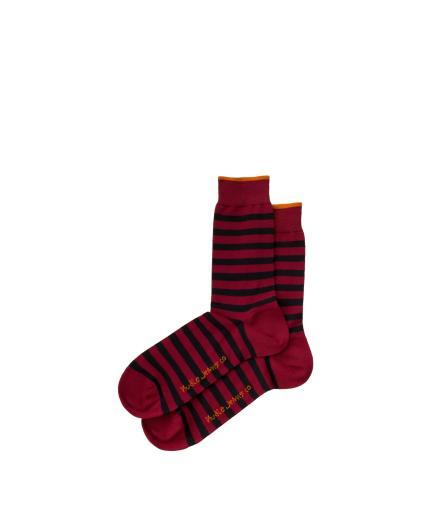 Nudie Jeans Olsson Socks Bold Stripe