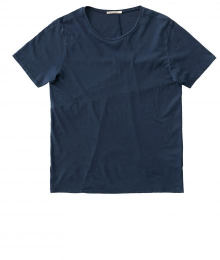 Nudie Jeans Ove Patched Tee navy | M