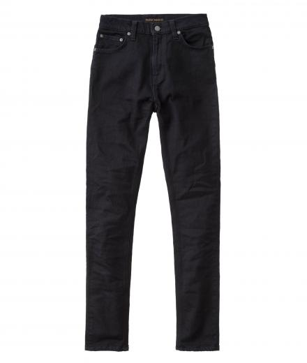 Nudie Jeans Pipe Led Rinse Indigo Black