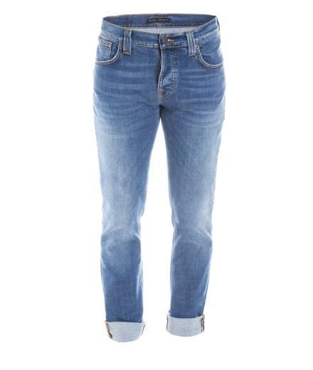 Nudie Jeans Grim Tim Rainy Compact 34/34