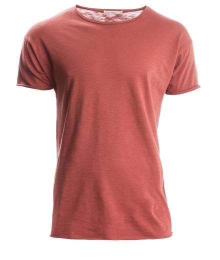 Nudie Jeans Raw Hem T-Shirt Slub