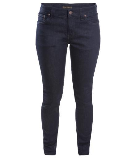 Nudie Jeans Skinny Lin Organic Dry Steel 28/32