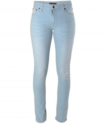 Nudie Jeans Skinny Lin Azur Bleach