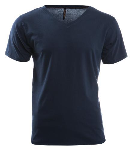 Nudie Jeans V-Neck T-Shirt XL   indigo