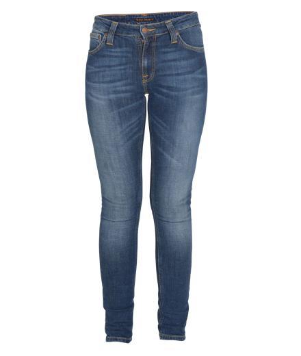 Nudie Jeans Skinny Lin Flat Love