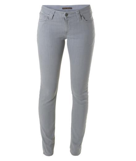 Nudie Jeans Skinny Lin Grey Storm 31/34