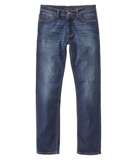 Nudie Jeans Dude Dan Dark Deep Worn 30/32