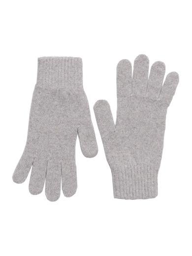 Organics Basics Recycelte Kaschmir Handschuhe Grey