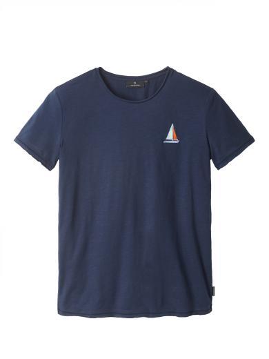 recolution Casual T-Shirt #SAILINGBOAT