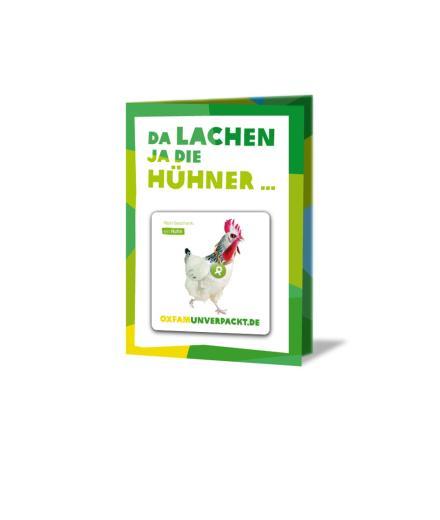 OxfamUnverpackt Huhn