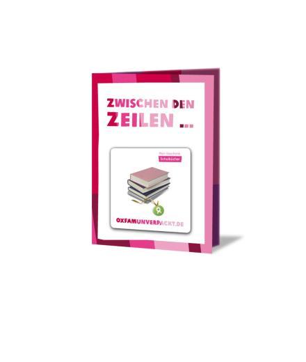OxfamUnverpackt Schulbücher