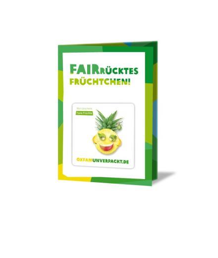 OxfamUnverpackt Faire Früchte