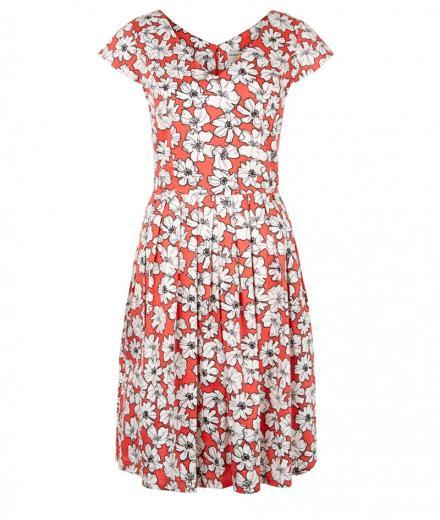 People Tree Farrah Flared Dress