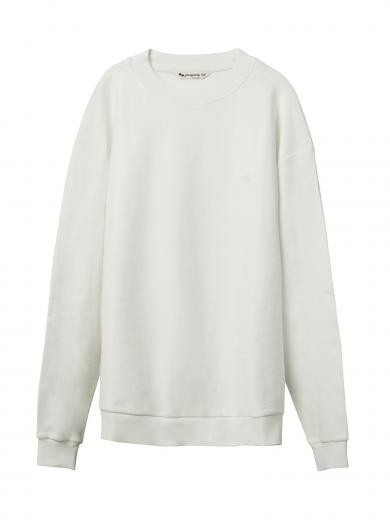 pinqponq Sweatshirt Reversed Dandelion White