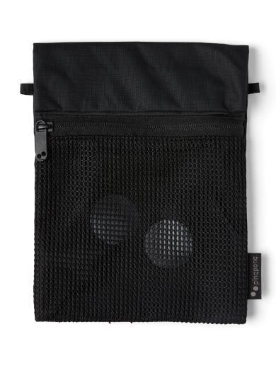 pinqponq Flak Medium pure black