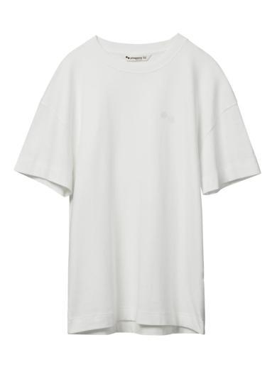 pinqponq T-Shirt Dandelion White
