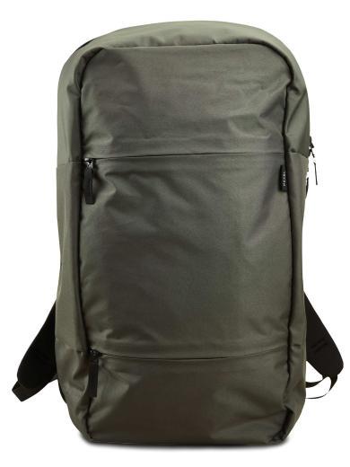 PSSBL Day Pack dustyblack/gelb