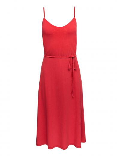 People Tree Marcy Dress red | 10 (S)