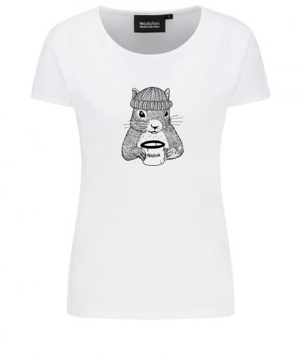 recolution Casual T-Shirt #SQUIRREL